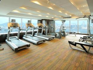 Courtyard By Marriott Hong Kong Hotel Hong Kong - Dvorana za fitness