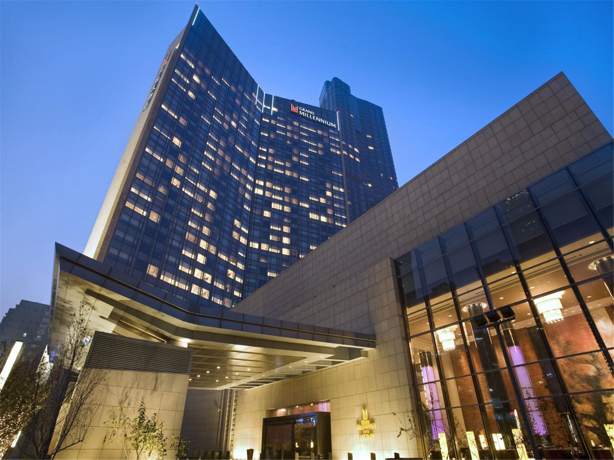 Grand Millennium Hotel