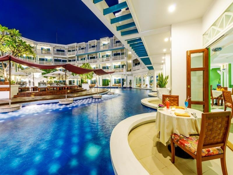 Andaman Seaview Hotel Karon Beach - Hotels and Accommodation in Thailand, Asia