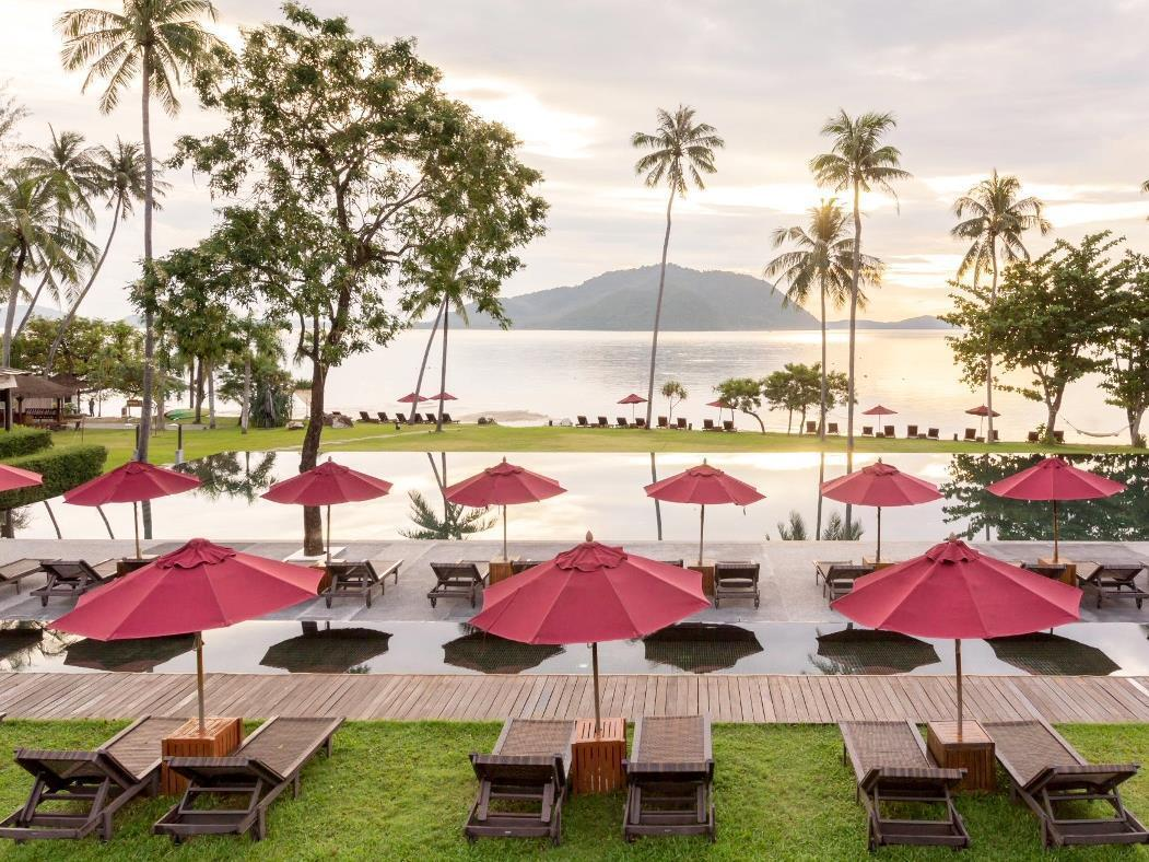 The Vijitt Resort Phuket פוקט - בית המלון מבחוץ