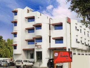 Hotel Mandakini Villas - Hotell och Boende i Indien i Agra