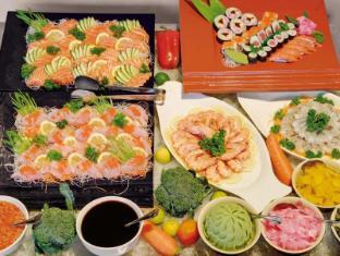 Sokha Club Hotel Phnom Penh - Japanese food