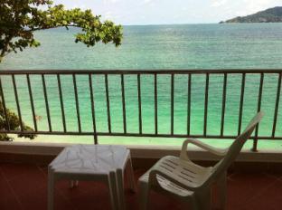 Tri Trang Beach Resort by Diva Management بوكيت - بلكون/شرفة