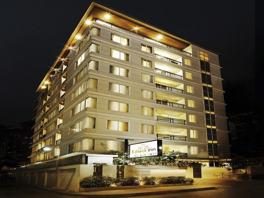 iCheck inn Sukhumvit Soi 2 - Hotels and Accommodation in Thailand, Asia