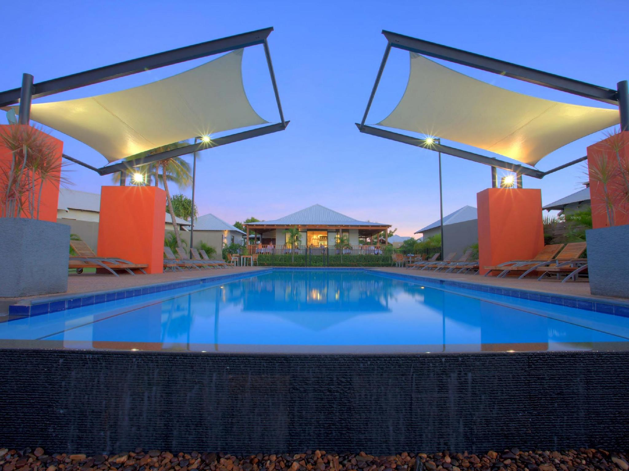The Pearle of Cable Beach Resort - Hotell och Boende i Australien , Broome