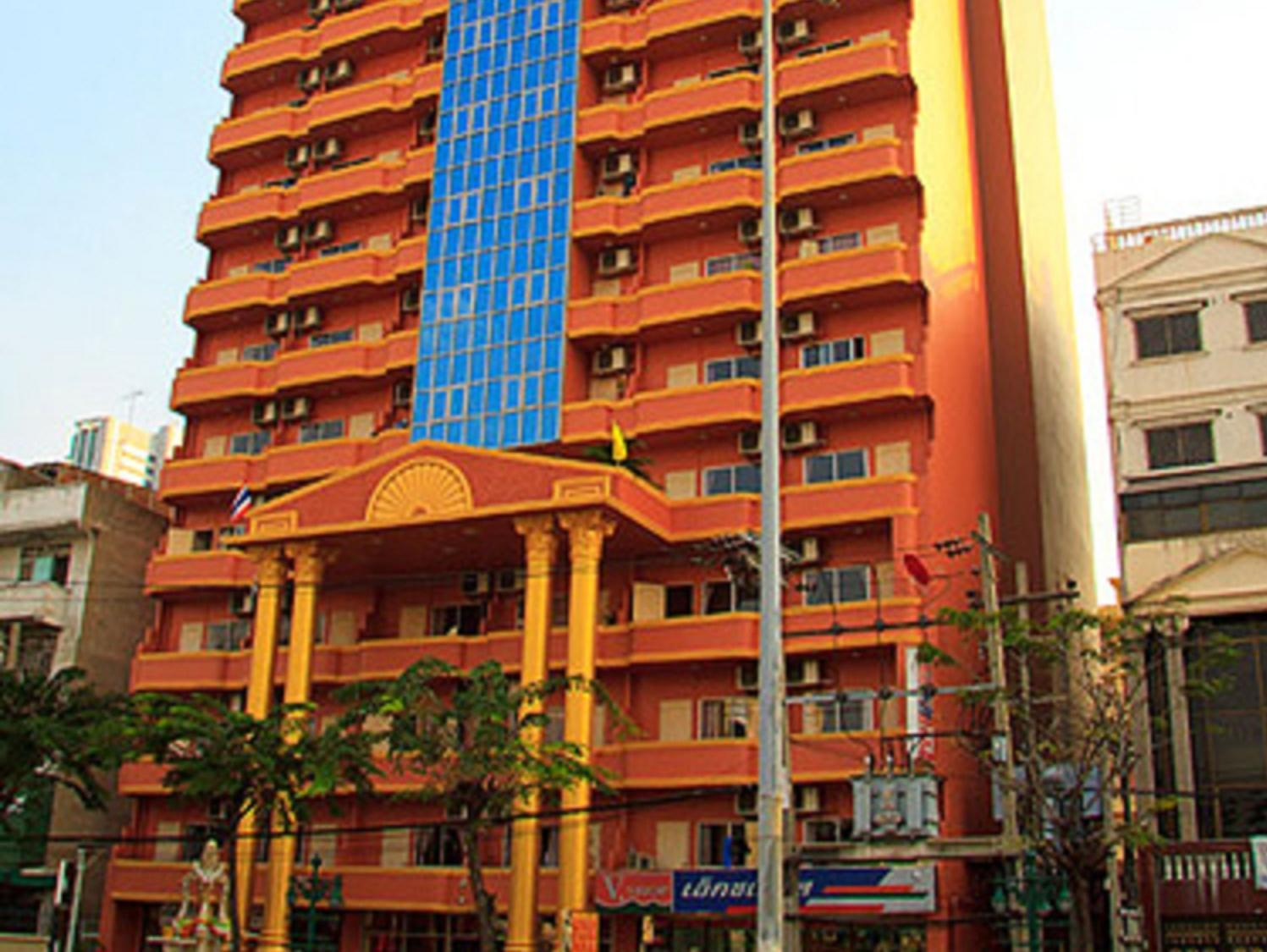 King Royal II Hotel - Hotels and Accommodation in Thailand, Asia