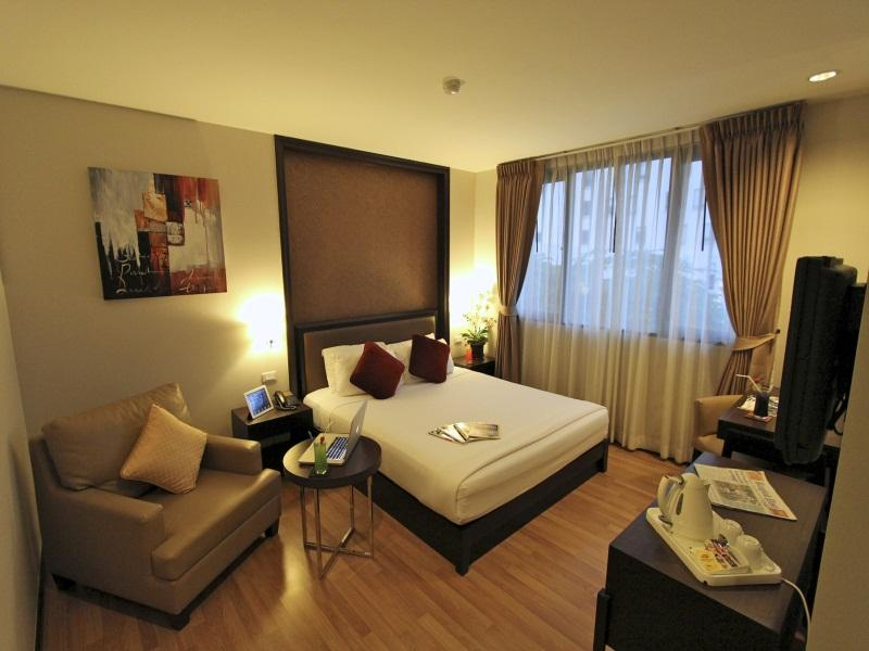 The Dawin Bangkok Hotel - Hotels and Accommodation in Thailand, Asia