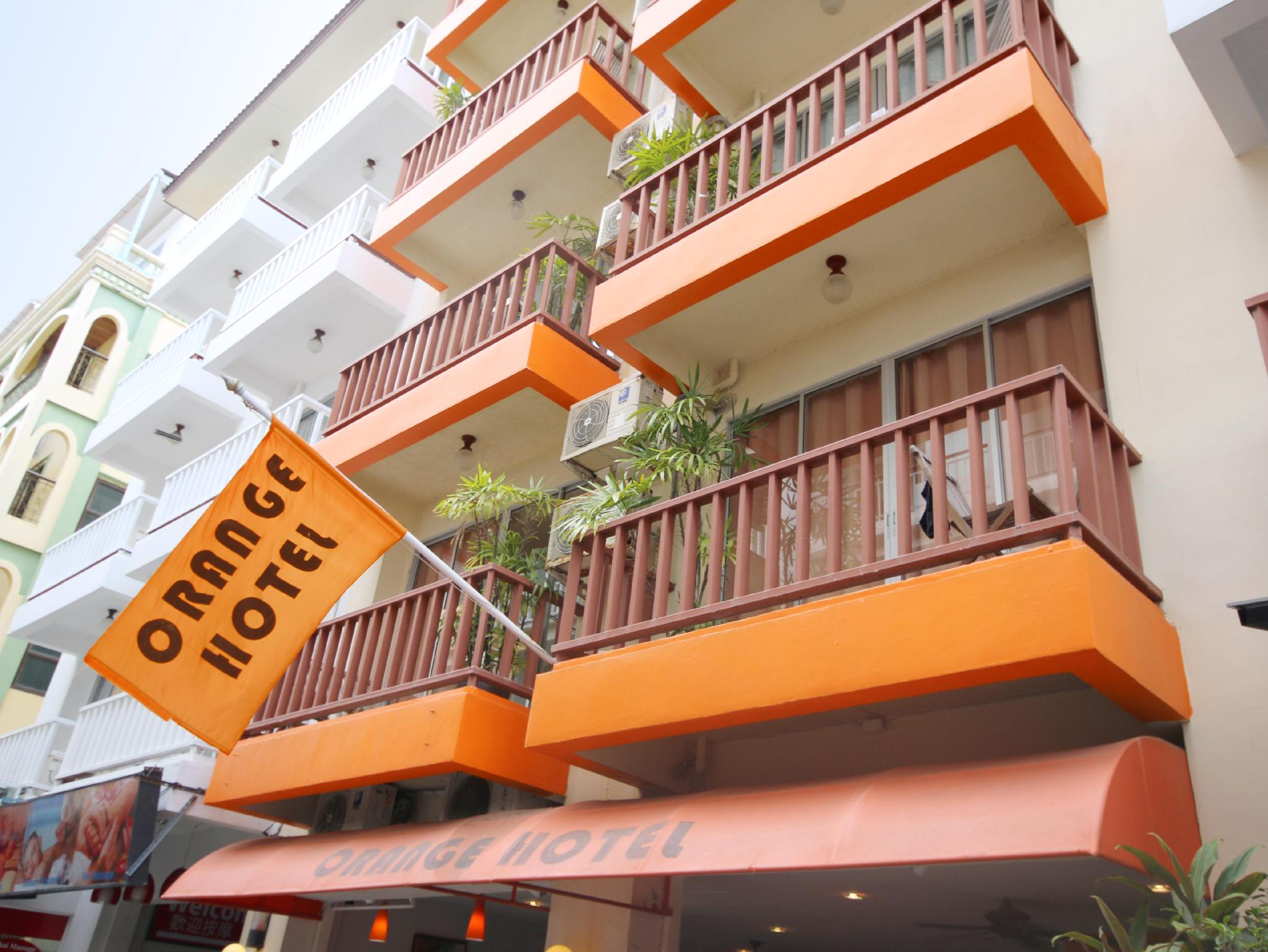 Orange Hotel - Hotels and Accommodation in Thailand, Asia