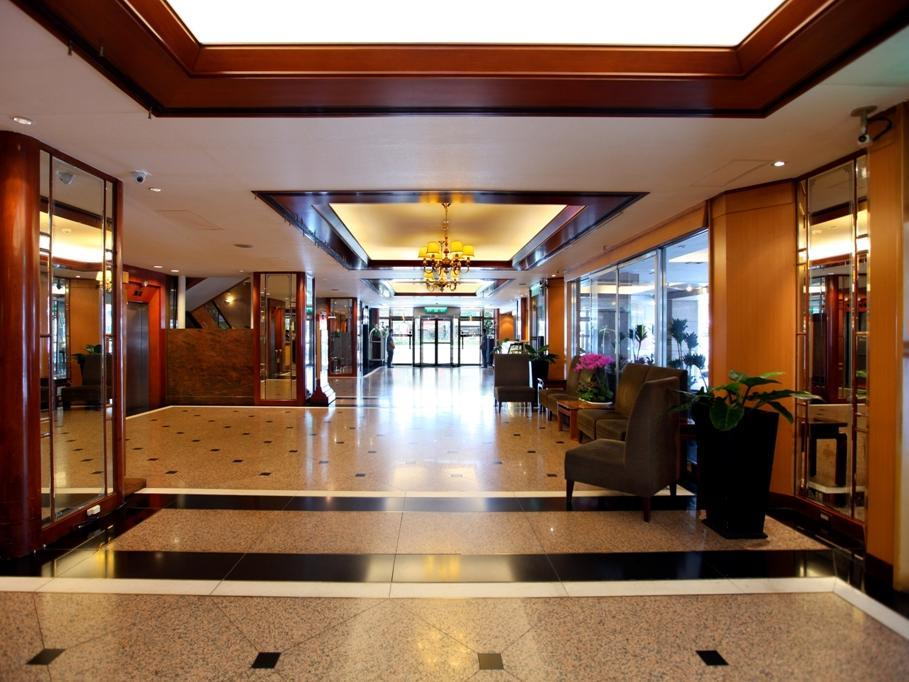 Taipei Fullerton Hotel-East