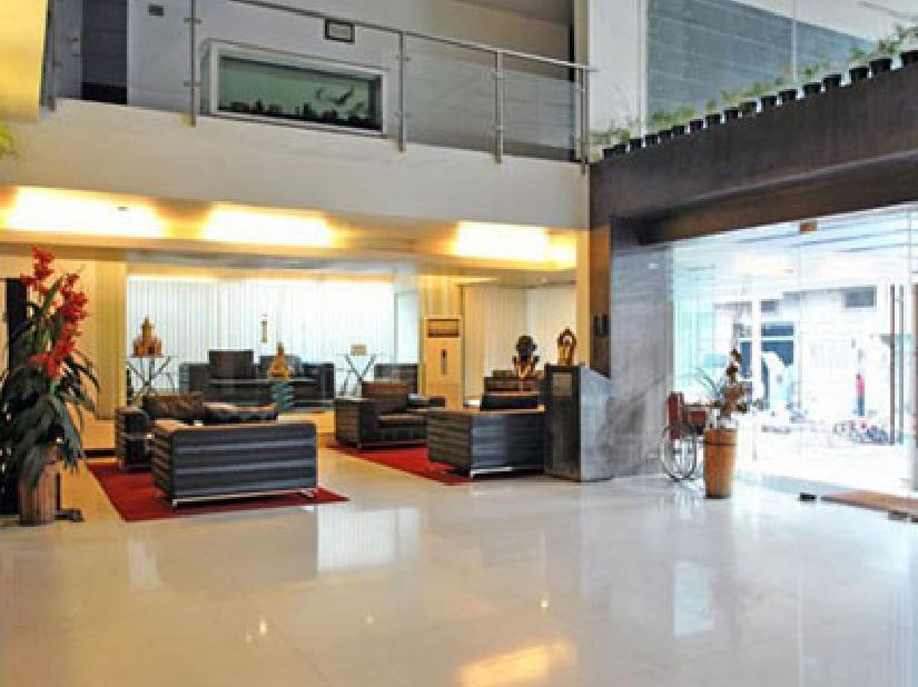 Hotel TAP Gold Crest - Hotel and accommodation in India in Bengaluru / Bangalore