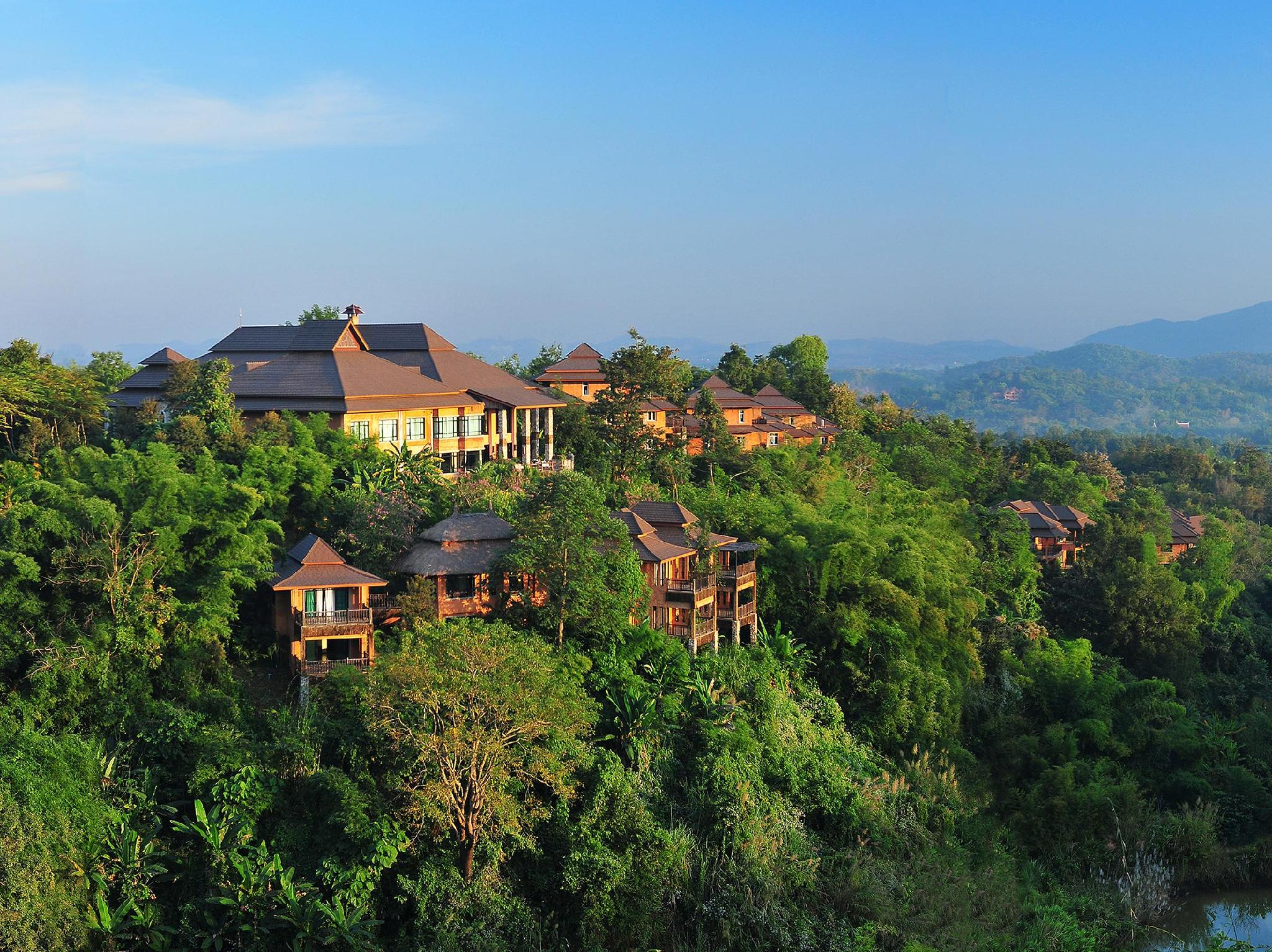 Katiliya Mountain Resort & Spa - Hotels and Accommodation in Thailand, Asia