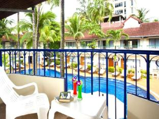 Horizon Patong Beach Resort & Spa Пукет - Балкон/Тераса