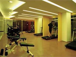 Ramada Plaza Shanghai Gateway Shanghai - Fitness Room