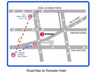 Ramada Plaza Shanghai Gateway Shanghai - Nearby Transport