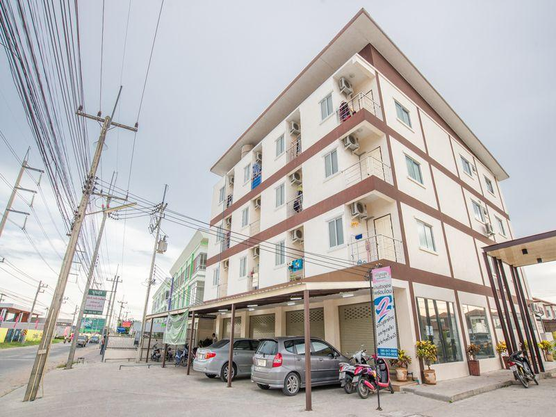Poon Sook Apartment - Hotels and Accommodation in Thailand, Asia