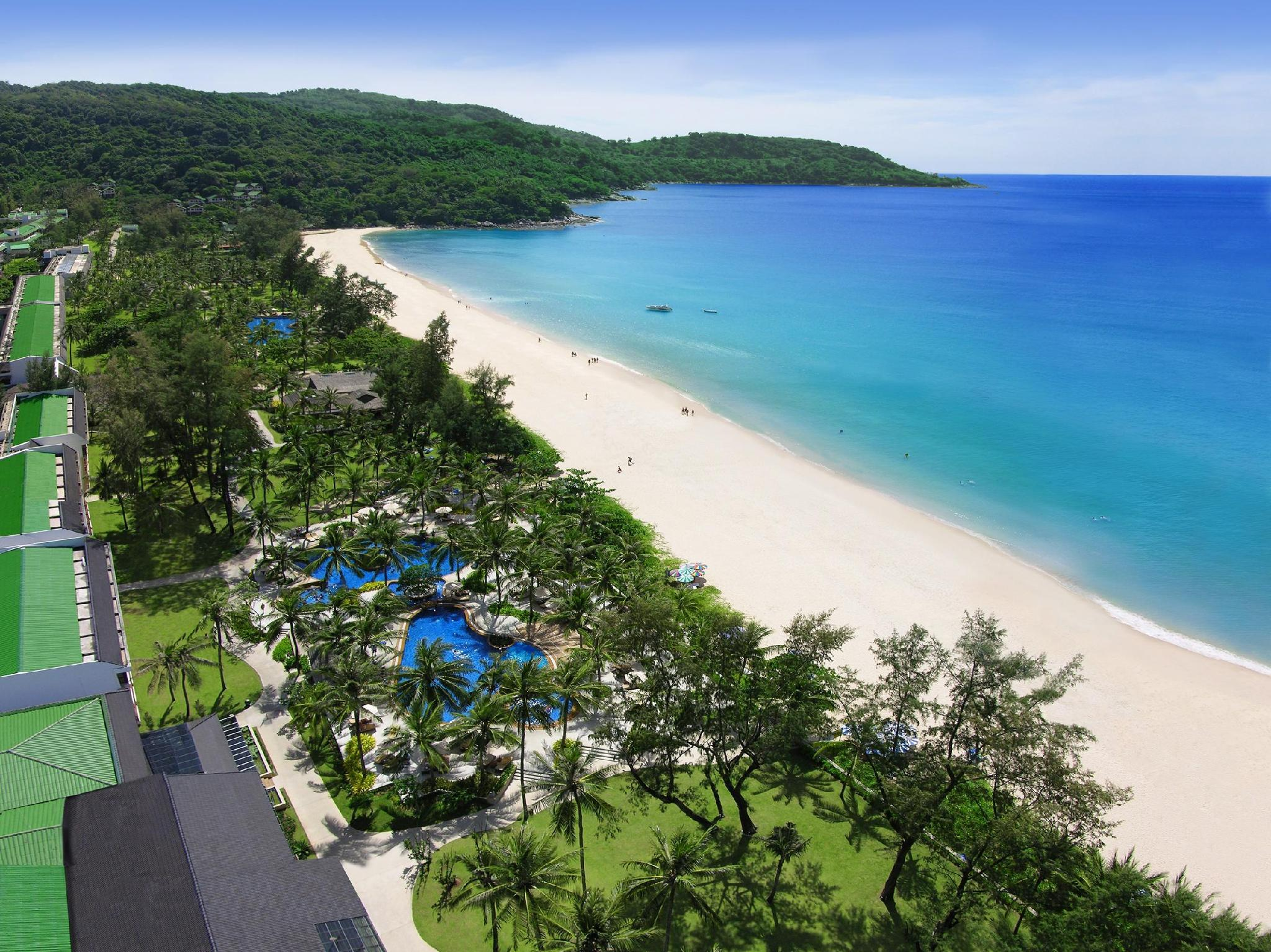 Katathani Phuket Beach Resort Пукет