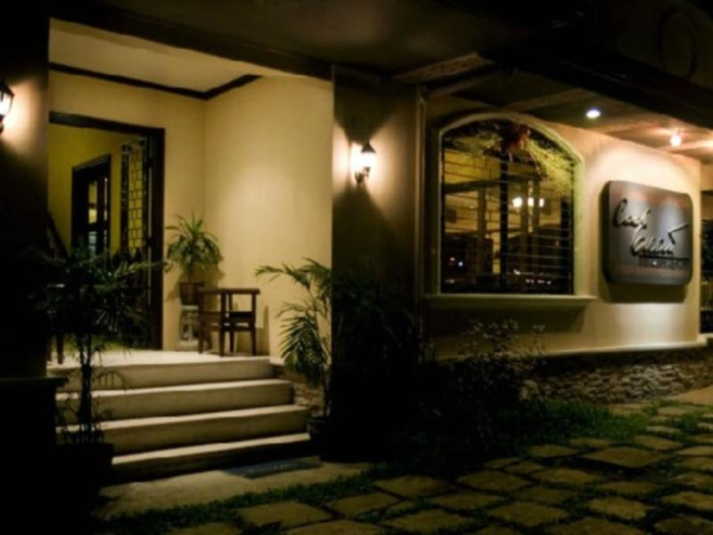 Casa Escano Bed & Breakfast Hotel Cebu-Stadt