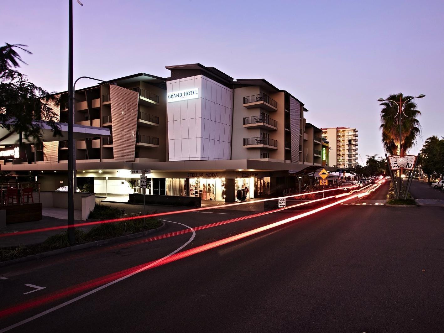 Grand Hotel Townsville - Hotell och Boende i Australien , Townsville