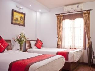 Hanoi Ciao Hotel האנוי - חדר שינה
