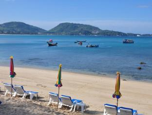 Patong Lodge Hotel Phuket - Beach