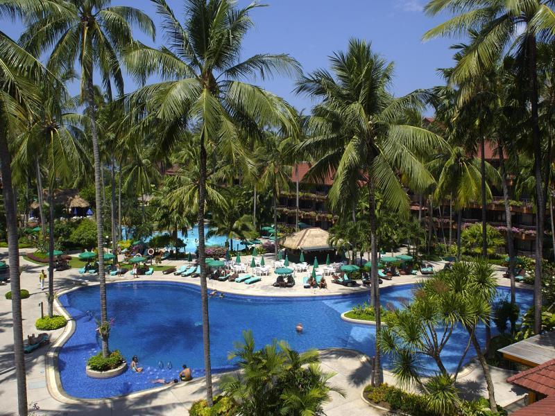 Patong Merlin Hotel بوكيت