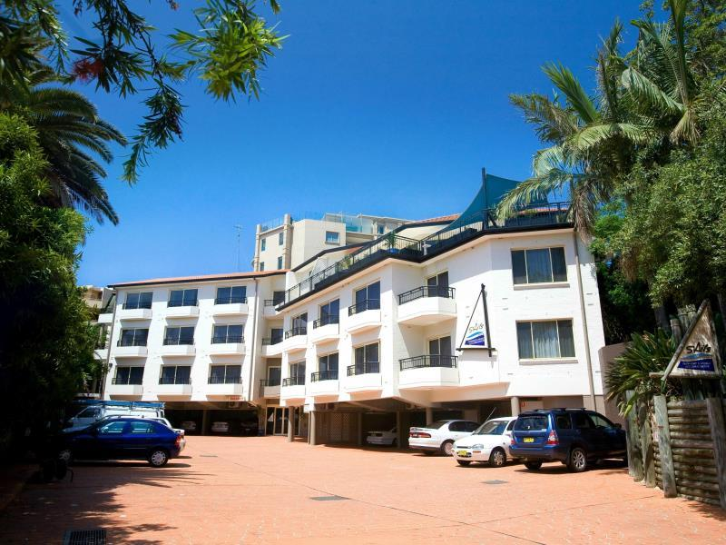 Terrigal Sails Serviced Apartments - Hotell och Boende i Australien , Central Coast