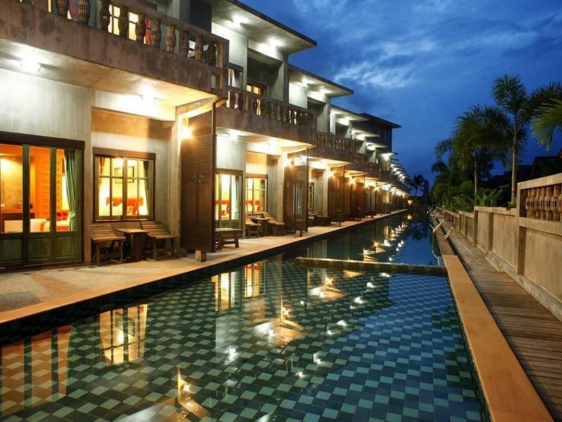 See Through Boutique Resort - Hotell och Boende i Thailand i Asien