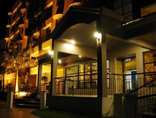 Lancaster Hotel Cebu - zunanjost hotela