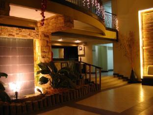 Lancaster Hotel Cebu - Resepsionis