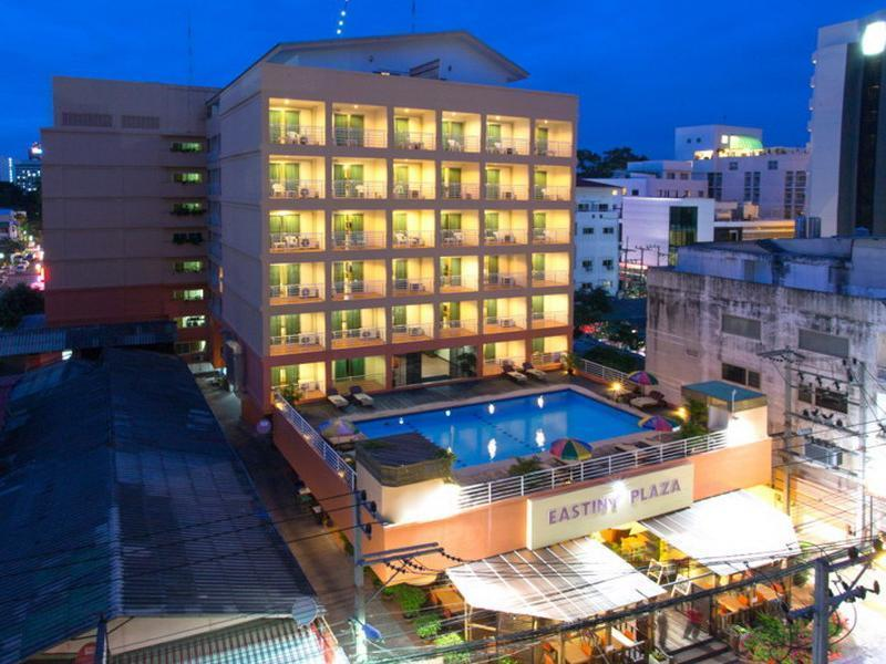 Eastiny Plaza hotel - Hotels and Accommodation in Thailand, Asia