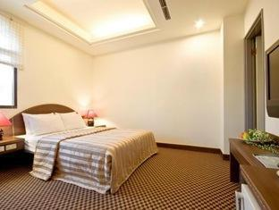 Good Ground Hotel Tainan Tainan - Single Room