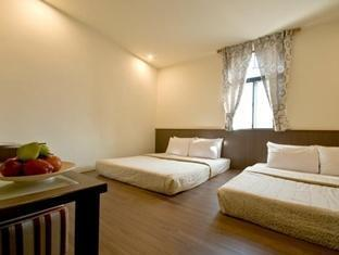 Good Ground Hotel Tainan Tainan - Family Room