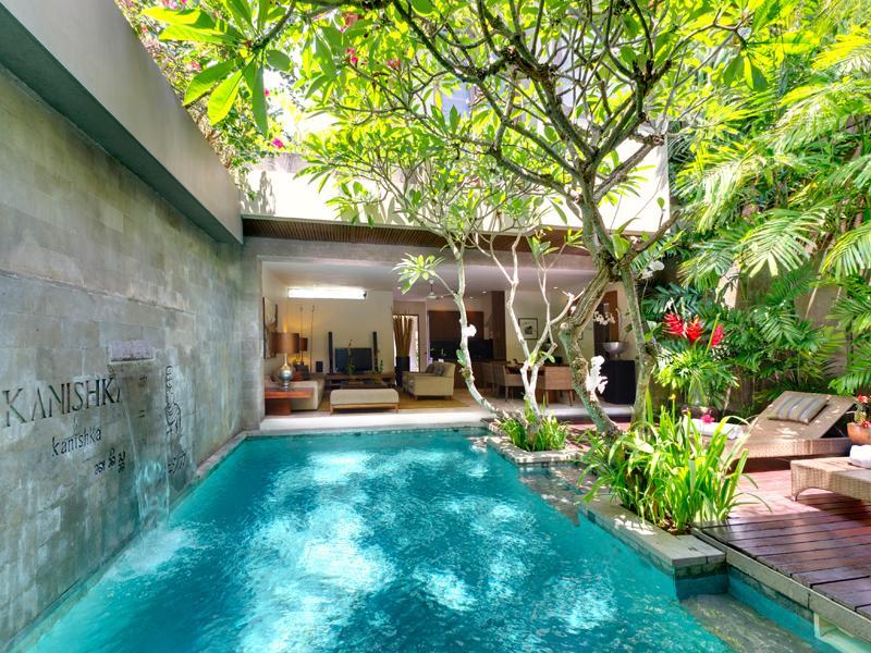 Kanishka Villas Hotel Bali