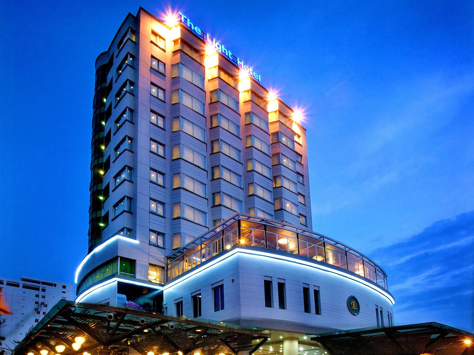 Hotell The Light Hotel   Resort