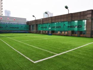 Howard Johnson Business Club Hotel Shanghai Shanghai - Recreational Facilities