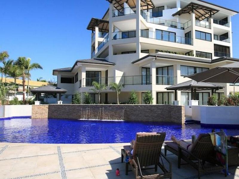 Grand Mercure Allegra Hotel - Hotell och Boende i Australien , Hervey Bay