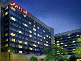 Marriott Newark Liberty International Airport Hotel Newark (NJ) - Hotellin ulkopuoli