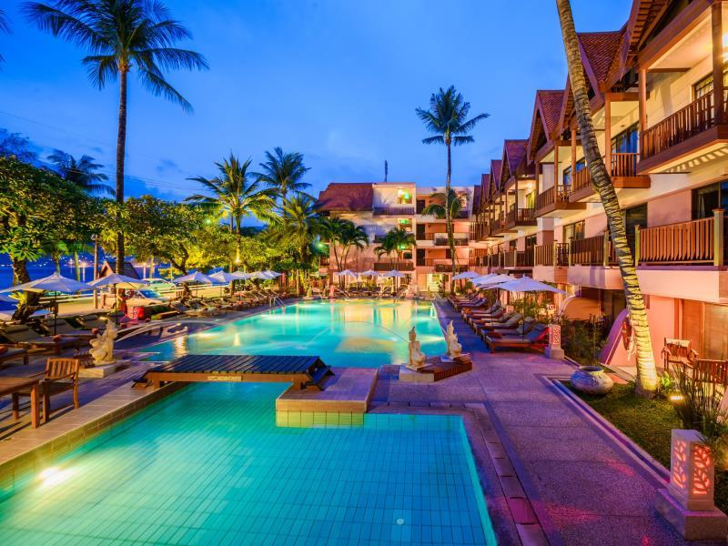 Seaview Patong Hotel - Hotels and Accommodation in Thailand, Asia