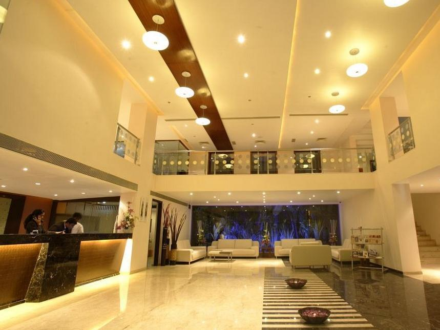 Citrine Hotel - Hotel and accommodation in India in Bengaluru / Bangalore
