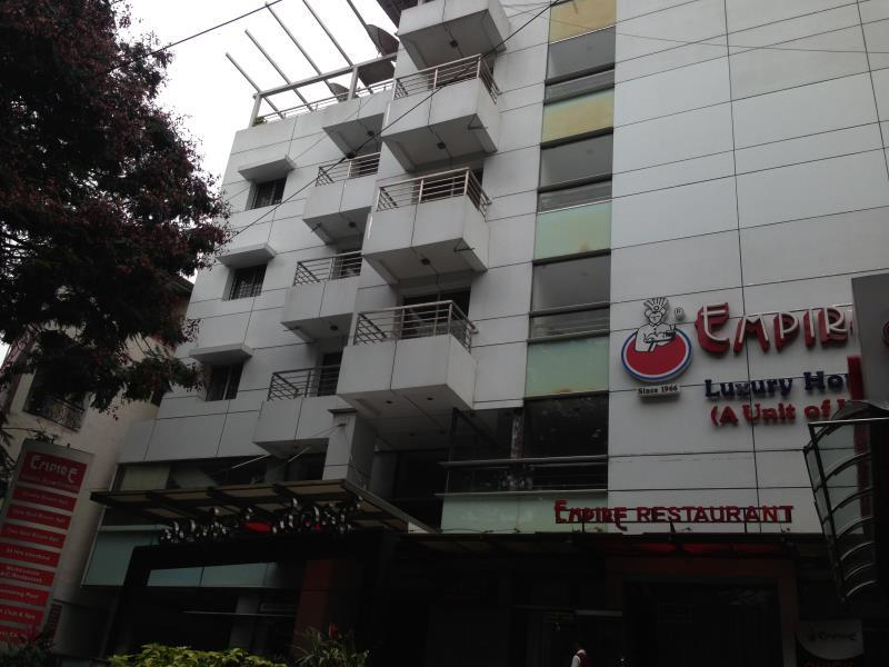 Empire Suites - Hotell och Boende i Indien i Bengaluru / Bangalore