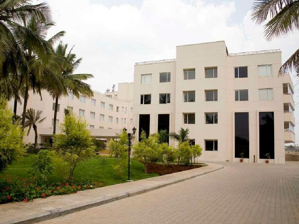 Evoma Hotel - Hotell och Boende i Indien i Bengaluru / Bangalore
