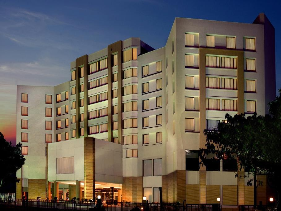 Fortune Select Trinity Bengaluru Hotel - Hotel and accommodation in India in Bengaluru / Bangalore