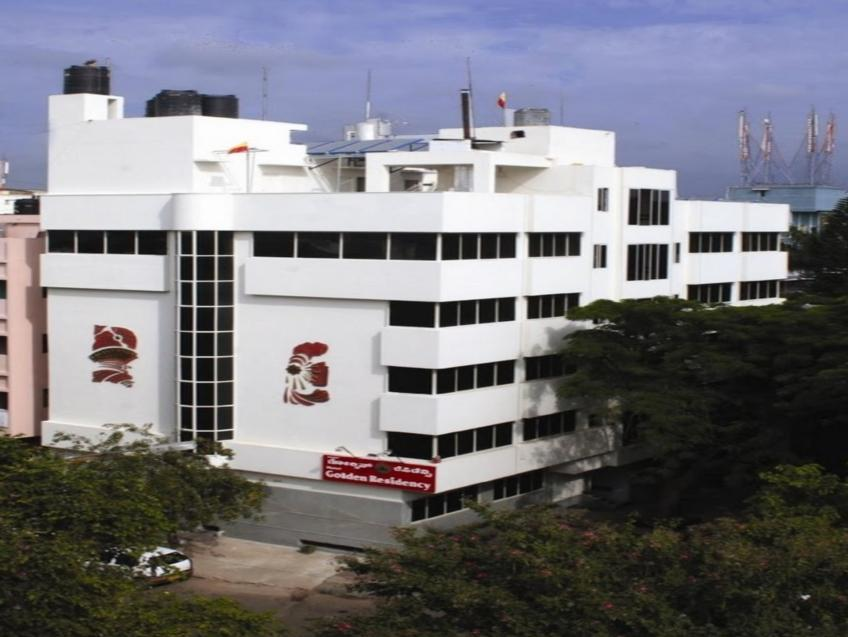 Hotel Golden Residency - Hotell och Boende i Indien i Bengaluru / Bangalore