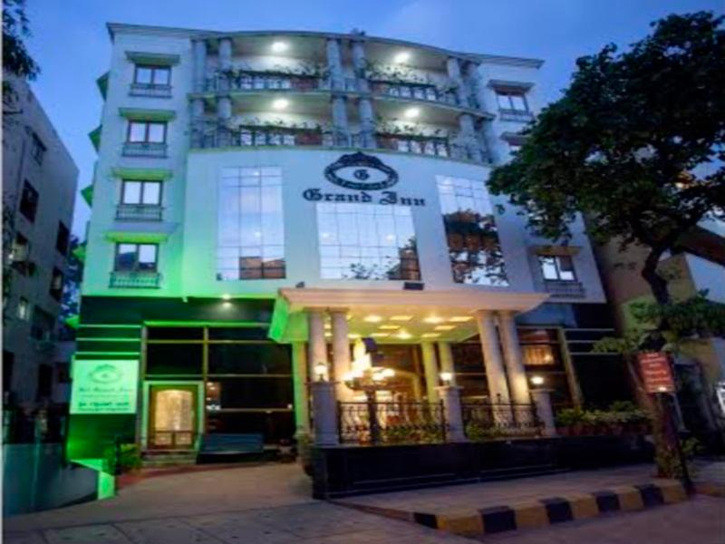 Hotel Grand Inn - Hotel and accommodation in India in Bengaluru / Bangalore