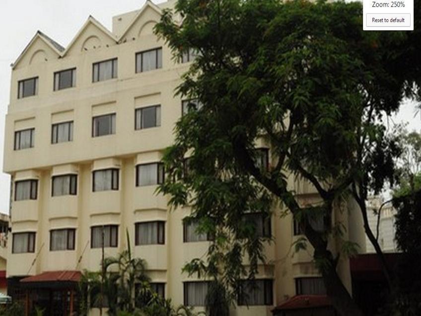 High Gates Hotel - Hotell och Boende i Indien i Bengaluru / Bangalore