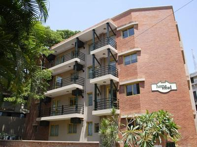 Brigade Homestead Residences at Lavelle Road - Hotel and accommodation in India in Bengaluru / Bangalore