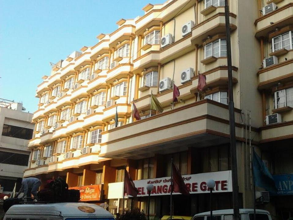 Hotel Bangalore Gate - Hotell och Boende i Indien i Bengaluru / Bangalore