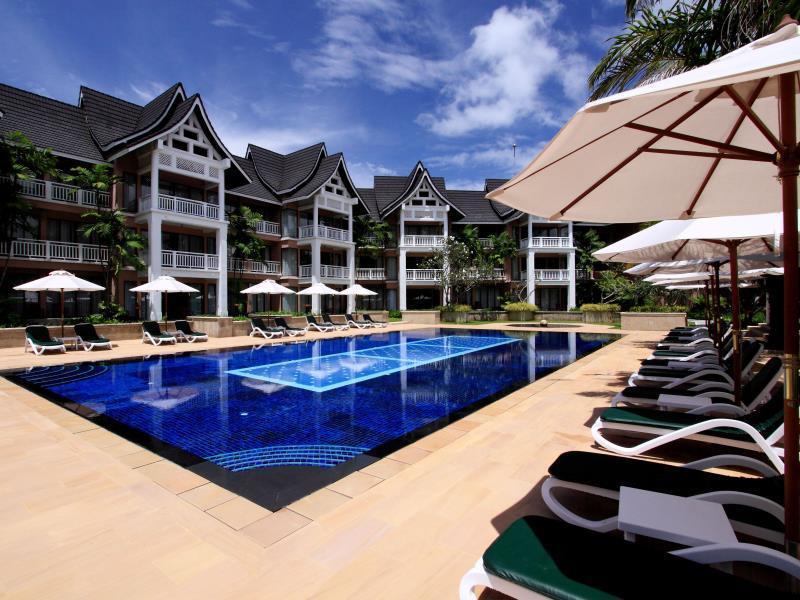 Allamanda Laguna Phuket Hotel פוקט