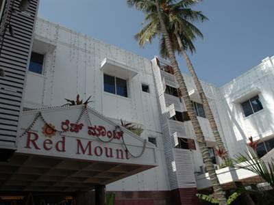 Hotel Ramanashree Redmount - Hotell och Boende i Indien i Bengaluru / Bangalore