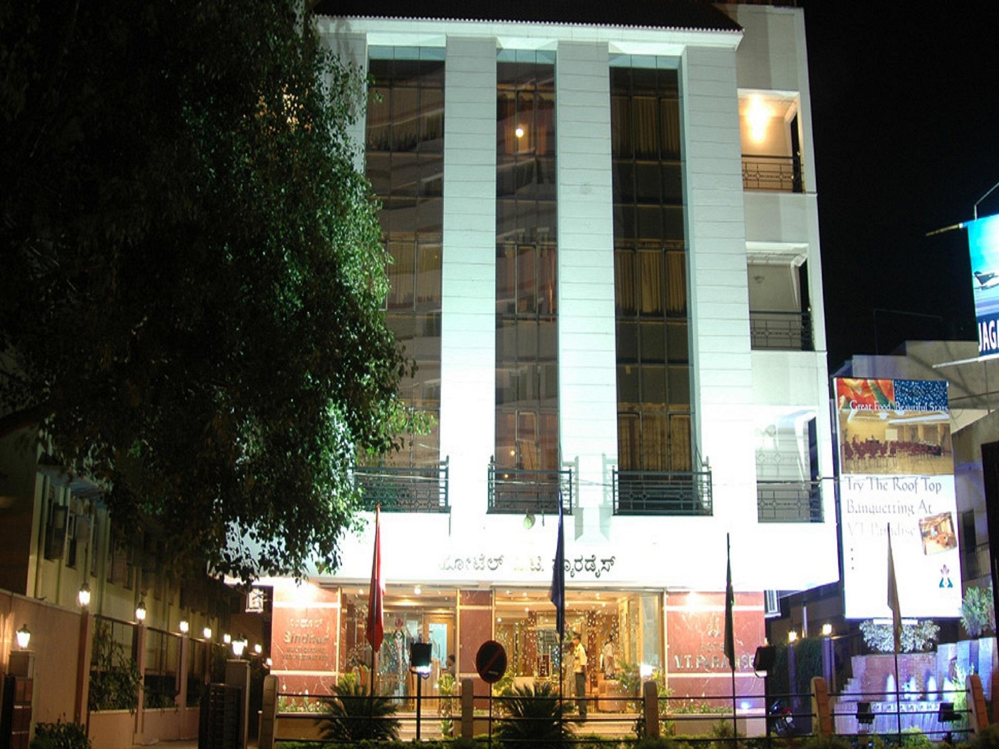 Hotel VT Paradise - Bangalore